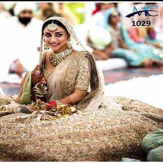 Bridal Lengha Collections