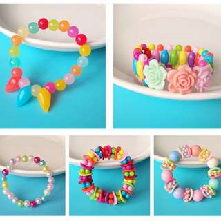 Colorful DIY beads
