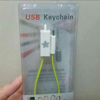 全新USB keychain