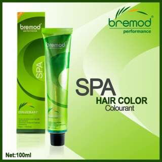 Bremod Permanent Hair Color Spa 100ml