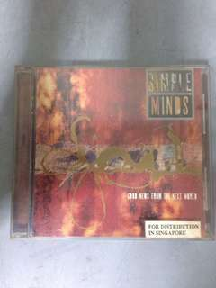 CD Simple Minds