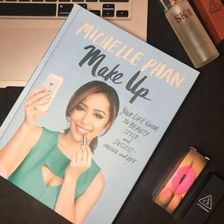 Michelle Phan's 'MAKEUP YOUR LIFE' Book
