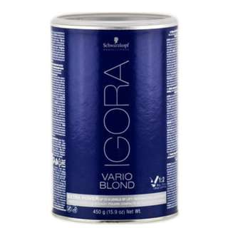 Schwarzkopf Igora Vario Blond Hair Lightener Bleach Powder 1tub