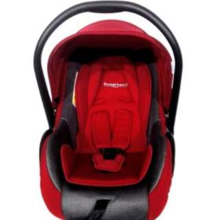 Sweet Heart Paris Car Seat Carrier (Red)