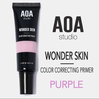 US imported AOA color correcting primer