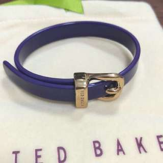 Ted Baker Purple Bracelet