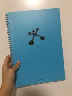 A4 UGRADE NOTEBOOK