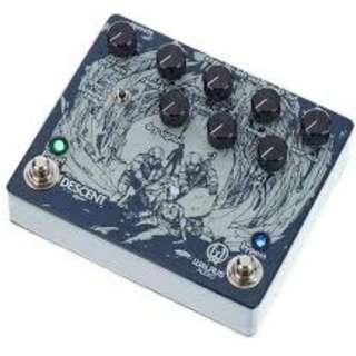 Walrus Audio Descent reverb pedal