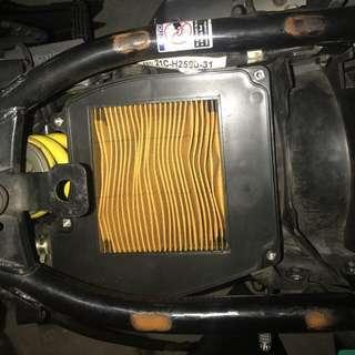 Fz16 air filter