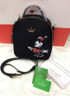 Kate spade backpack/sling bag (2 way use)