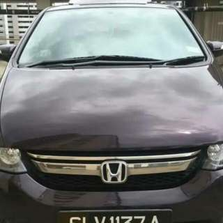 HONDA ODC 2.4(A) 2008 FULL SPEC/SUNROOF