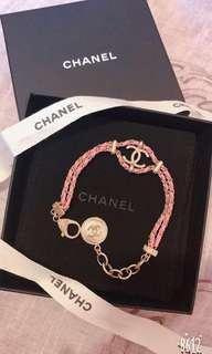 Chanel 2018 new item 女裝真皮手鏈
