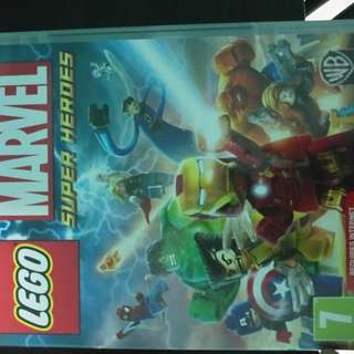 Lego marvel superheroes pc