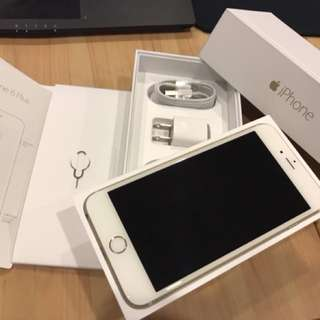 蘋果手機 Apple iPhone 6 Plus 64G 金色(Gold)5.5""