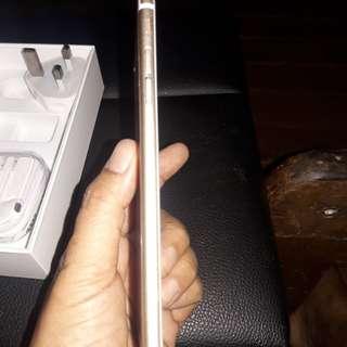 Iphone 6 plus  Gold 64 GB used