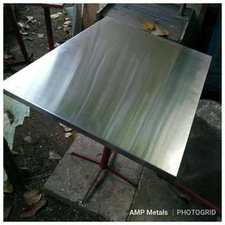 Service Table / Working Table