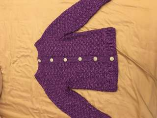 Chanel 紫色小外套