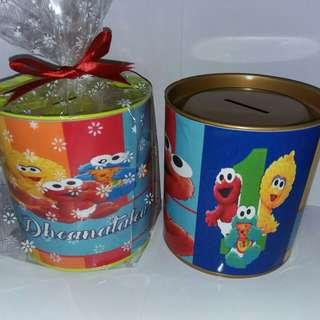 Customised Baby Elmo Goodie pack