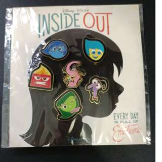 Disney pin - Inside out pin