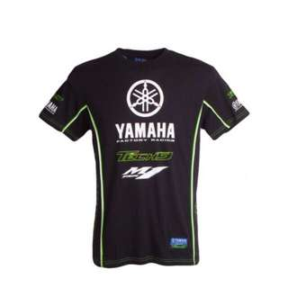 Yamaha tech 3 racing round neck