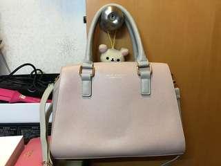 Ans粉紅色袋