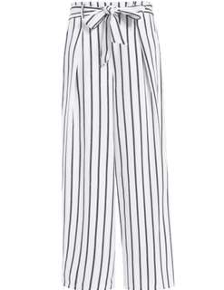 Striped pants!