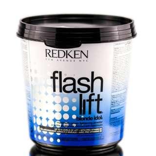 Redken Flash Lift Hair Bleach Hair Lightener 1 Tub