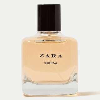 Zara Oriental Perfume:
