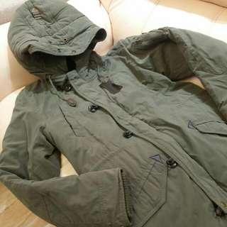 twopercent Ma Army Jacket