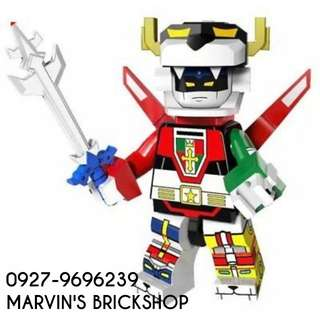 For Sale VOLTRON Minifigure