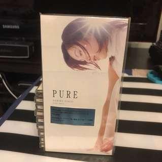 酒井法子 cd single Pure