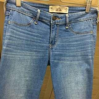Hollister jeans legging W26 L29