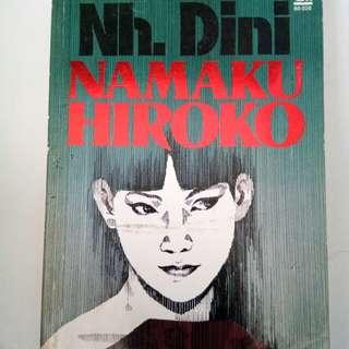 Novel - Nh.Dini - Namaku Hiroko