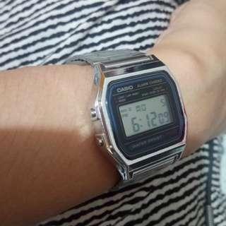 Unisex Casio Alarm Chrono Watch ❤️