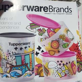 Tupperware unique singapore set