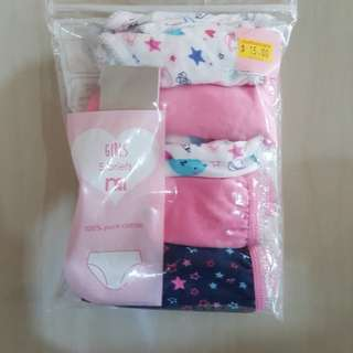 Mothercare Girl's underwear - 7 to 8 years old