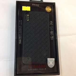 iPhone X / iPhone 8 / iPhone 8 plus soft case 格仔軟套