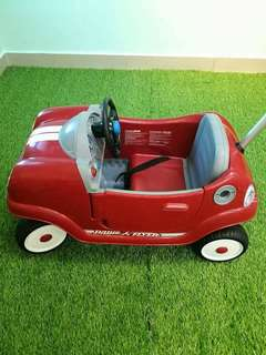 Preloved Auth. Radio Flyer