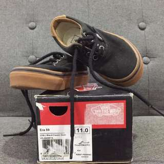 Vans Kids Size Uk10.5