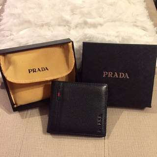 PRADA Wallet for men