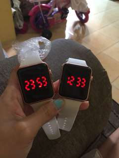 NEW Jam Tangan Mirip Apple