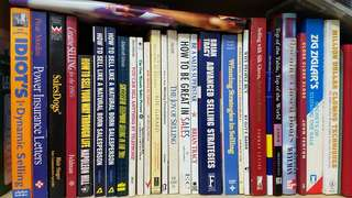 Books on SELLING