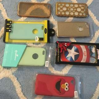 Sale! Rm7 New & Used Ip6s phone case