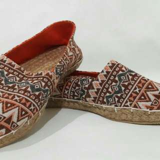 Classic espadrilles (Printed) Limited edition