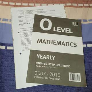 Olevel Yearly Papers (2007-2011)