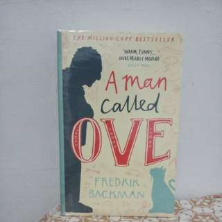 A Man Called Ove - Frederick Backman