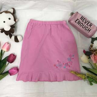 ti:zed girl's skirt_light pink💚