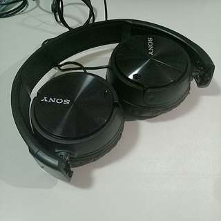 Sony mdr zx110nc
