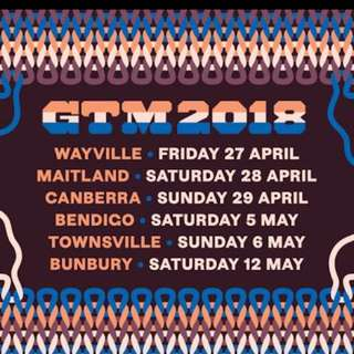 2x Maitland Groovin The Moo Tickets