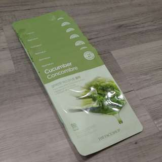 The Face Shop Mask - Cucumber